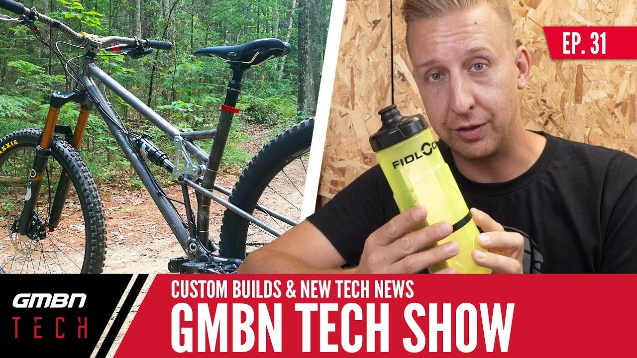 Commencal Custom Build Kits And New Tioga Tyres   GMBN Tech Show Ep.31