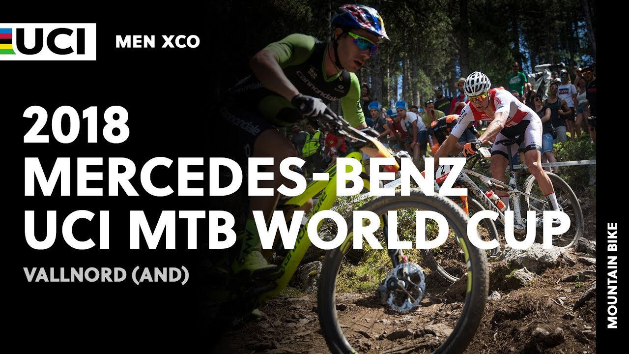 2018 Mercedes-Benz UCI Mountain Bike World Cup - Vallnord (AND) / Men XCO