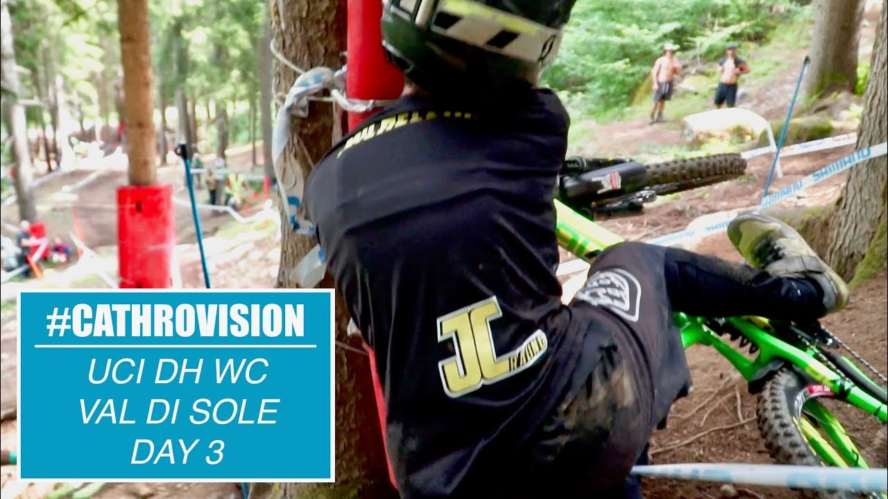 #CATHROVISION // 2018 Val Di Sole World Cup Day 3 - BE AMAURY BROSNAN