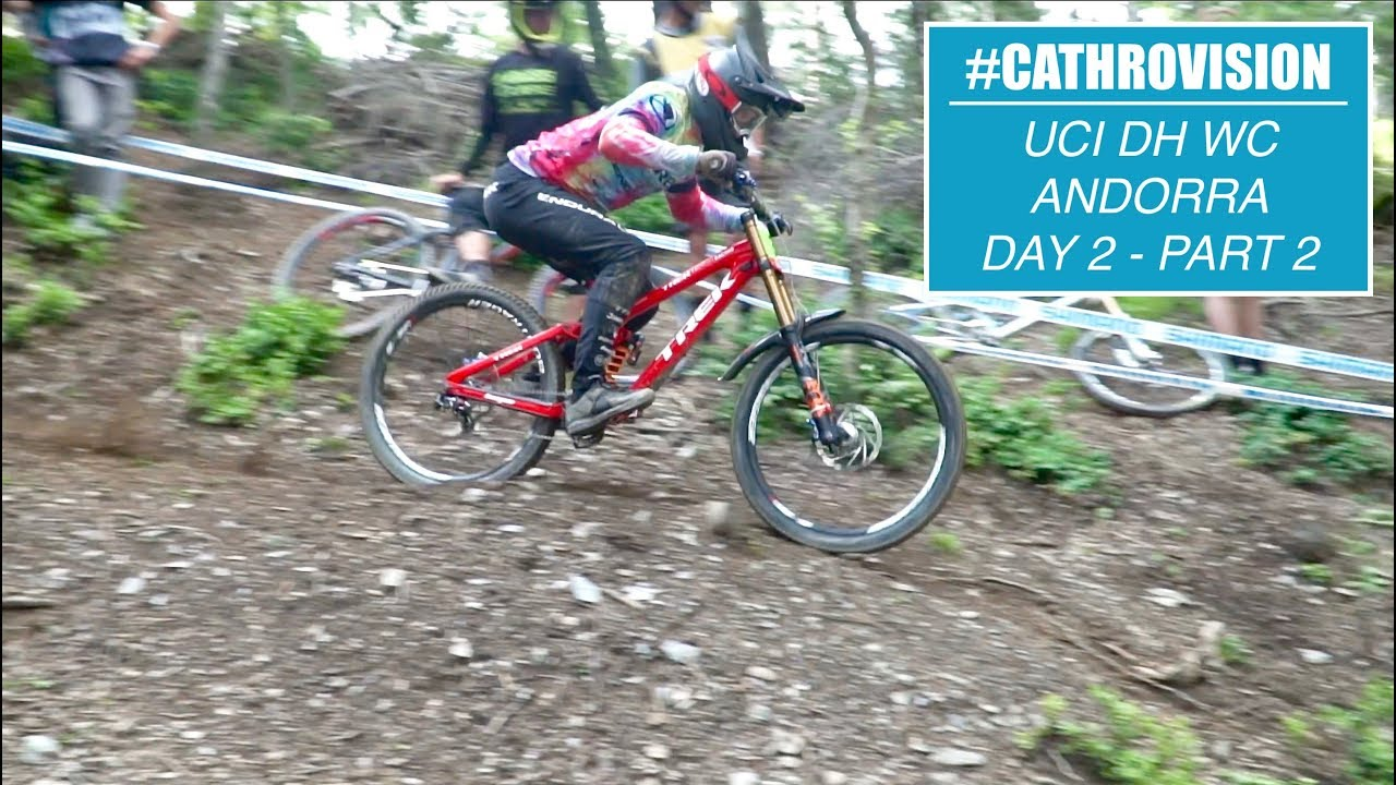 #CATHROVISION // 2018 Andorra World Cup Day 2 (Part 2) - Line Choice