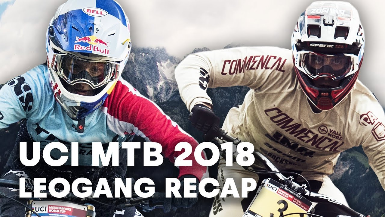The full highlights of the Leogang MTB downhill stop. | UCI MTB 2018
