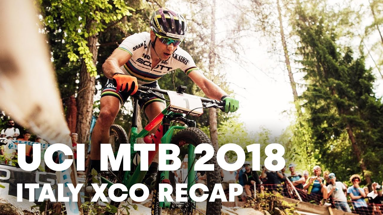 All the highlights of the Val Di Sole XCO stop. | UCI MTB 2018