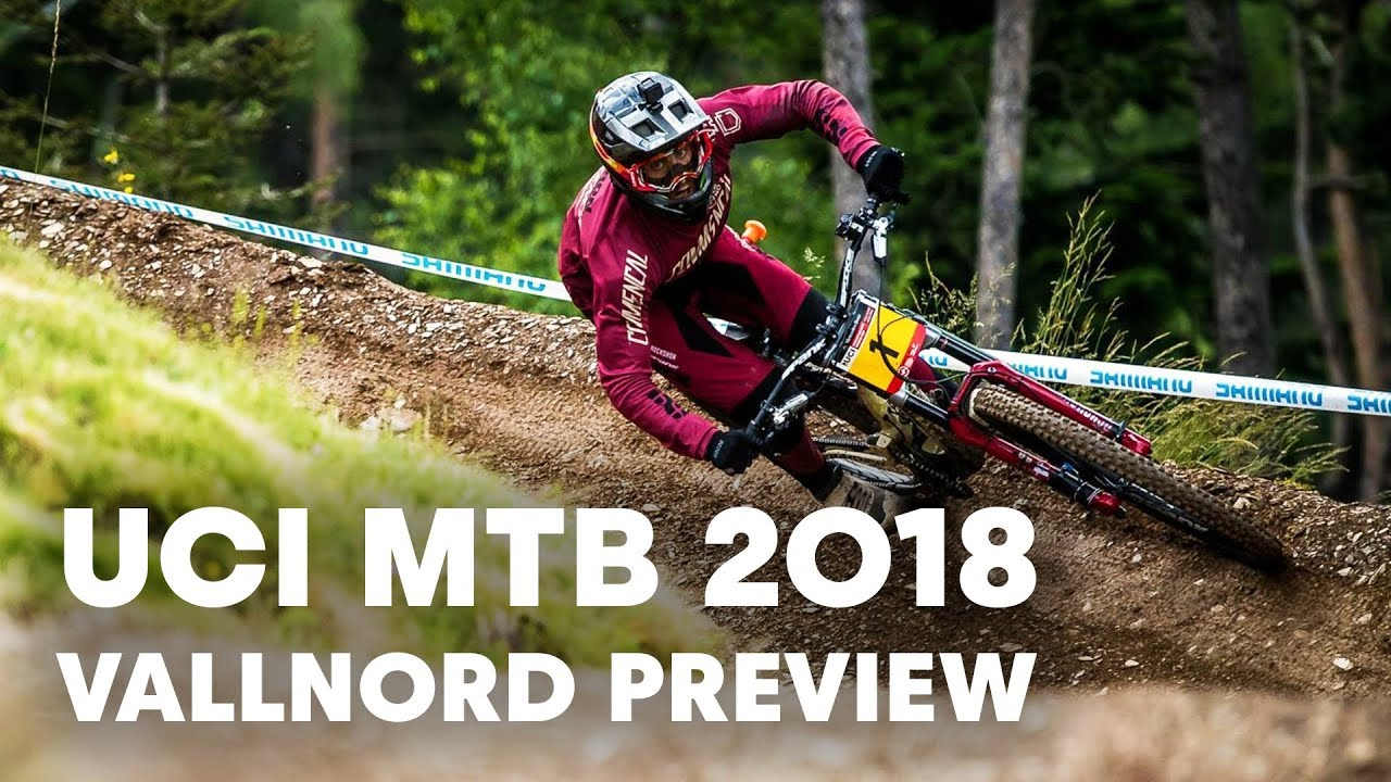 Step into the steep that is the Vallnord downhill race. | UCI MTB 2018 | Preview