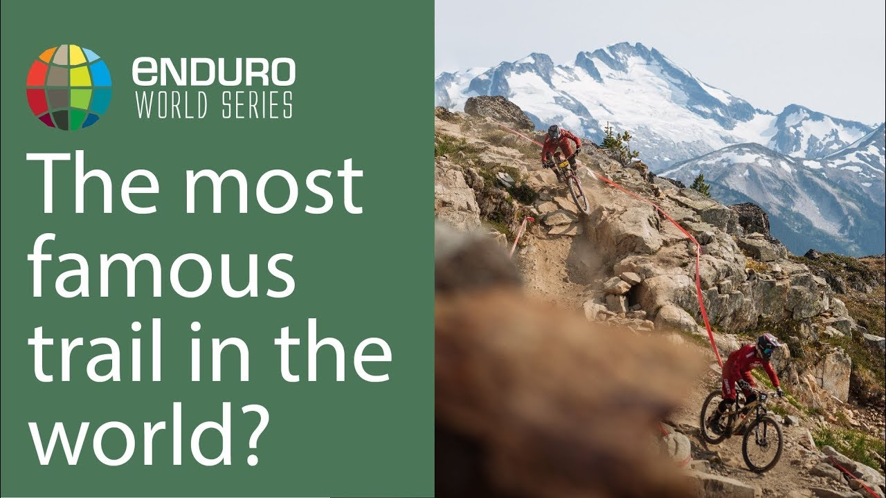 EWS 2018: The most famous trail in the world?