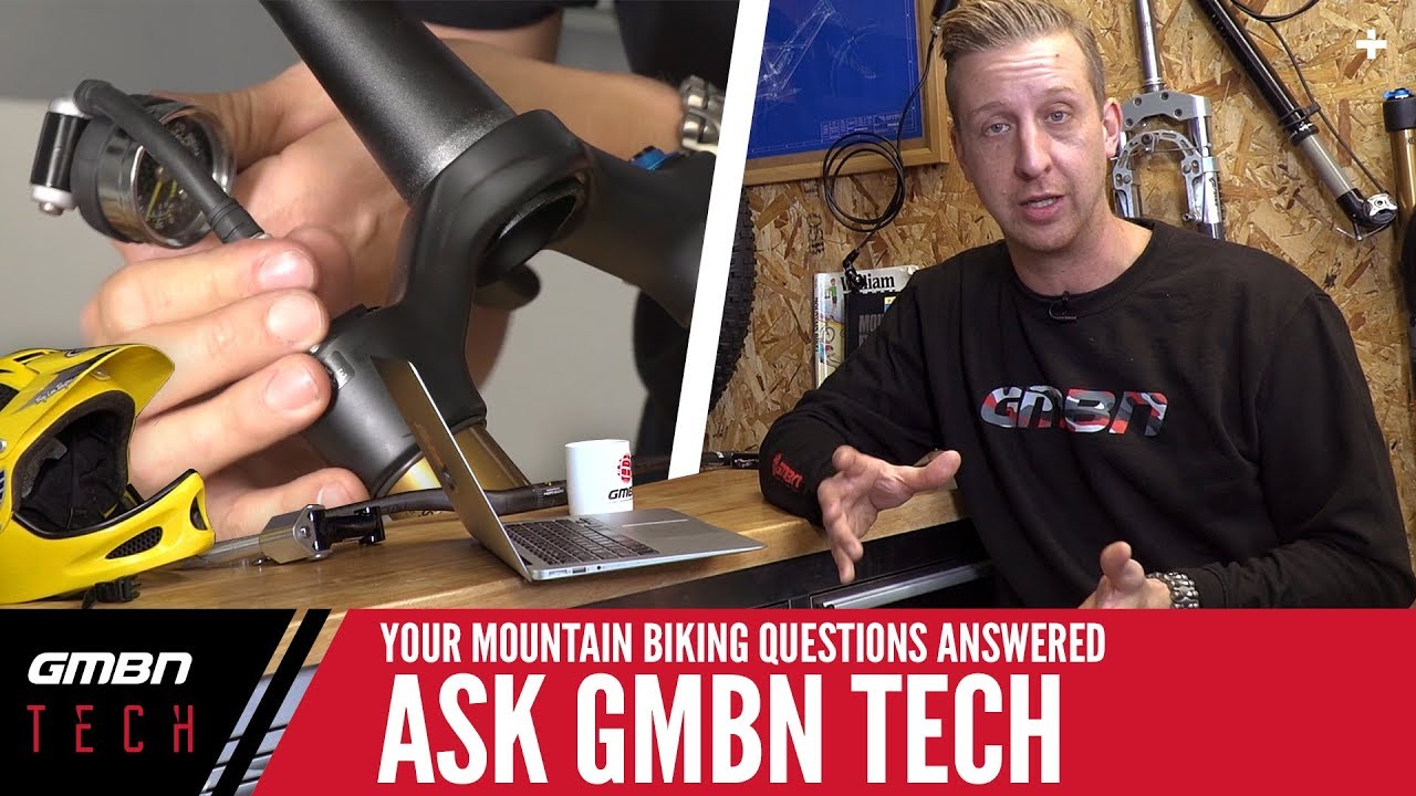The First Ask GMBN Tech   Answering Your Mountain Bike Tech Questions