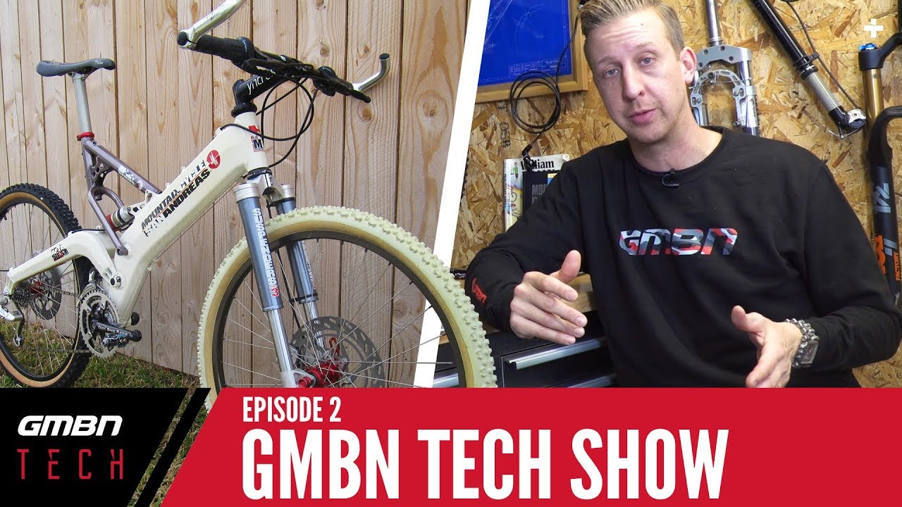 The Rise Of The Dropper Post?   GMBN Tech Show Ep. 2