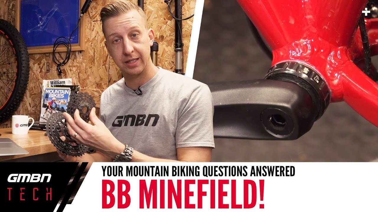 ASK GMBN Tech   The Bottom Bracket Minefield Explained