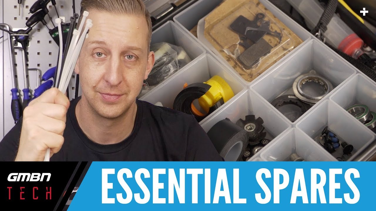Essential Spares You Need For Your Mountain Bike