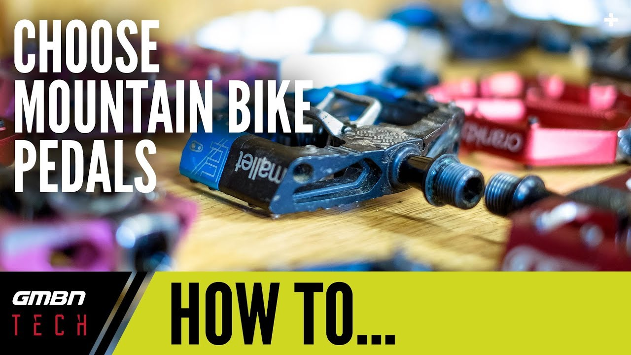How To Choose The Best Mountain Bike Pedals For You – All You Need To Know About Flats & Clips