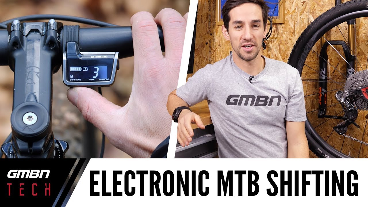 Electronic MTB Shifting   Your Questions Answered