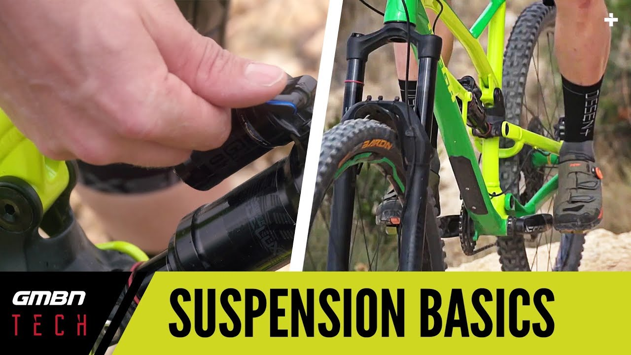 How Much Difference Does Suspension Setup Make?   Suspension Basics