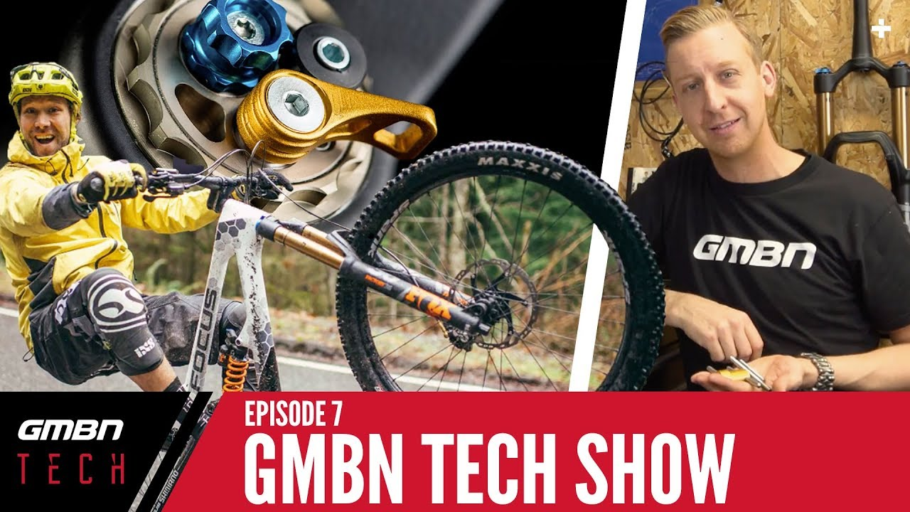The Hottest MTB Tech News + Unno's New DH Team   GMBN Tech Show Ep. 7