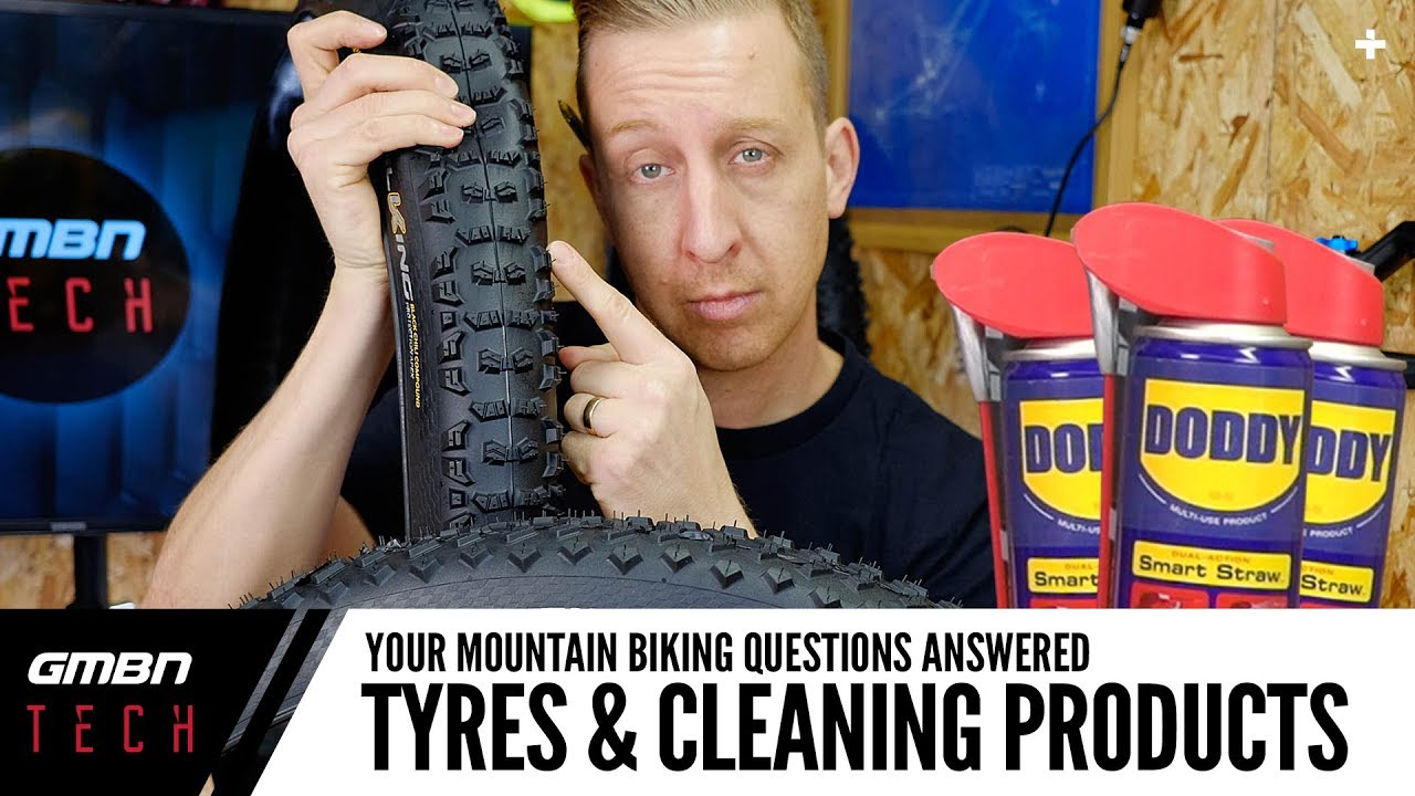 Ask GMBN Tech   Mountain Bike Cleaning Products, What's The Difference?