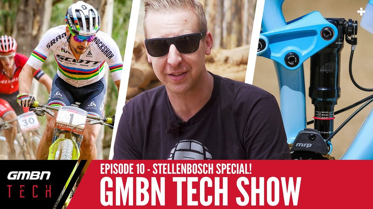 Cross Country MTB World Cup Tech Special   GMBN Tech Show Ep. 10