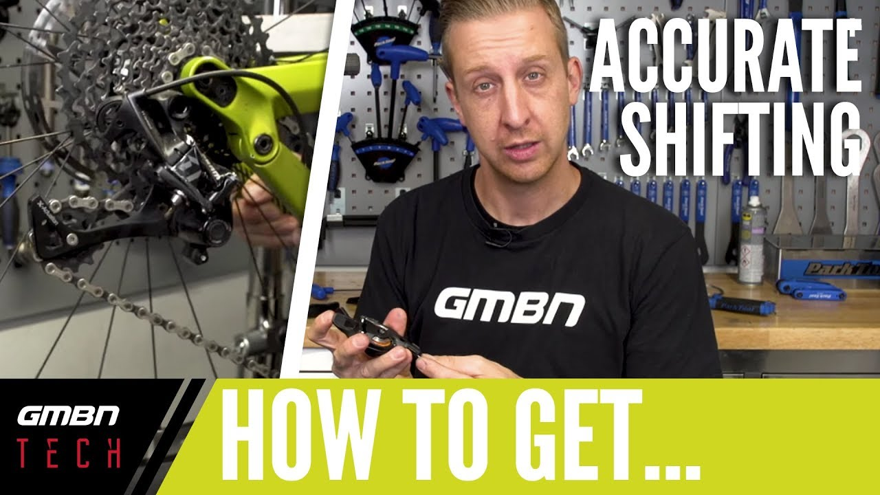 How To Get Perfect, Accurate Shifting   MTB Maintenance