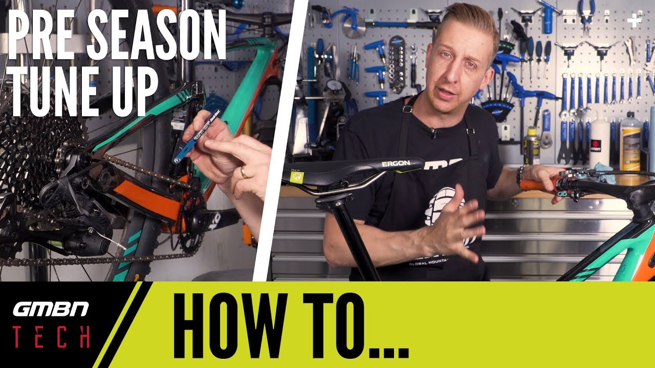 Mountain Bike Spring Tune Up   How To Make Your MTB Feel Like New
