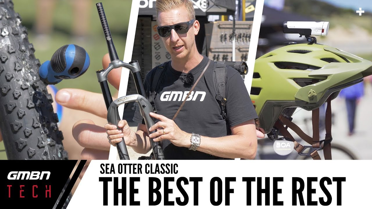 The Best Of The Rest   GMBN Tech At Sea Otter 2018