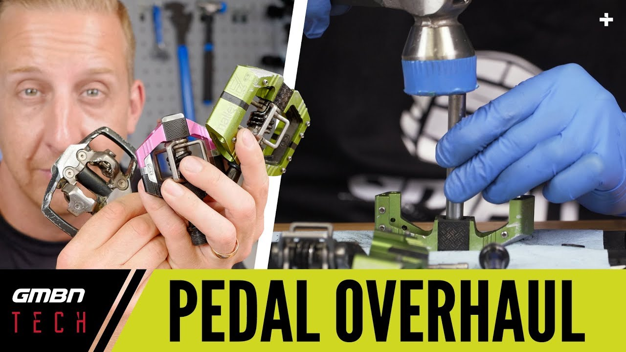 How To Service Your Clipless Pedals   GMBN Tech How To