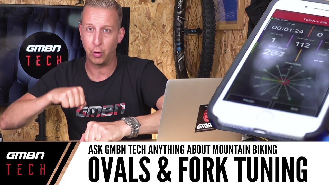 Suspension Tuning & Oval Chainrings   Ask GMBN Tech