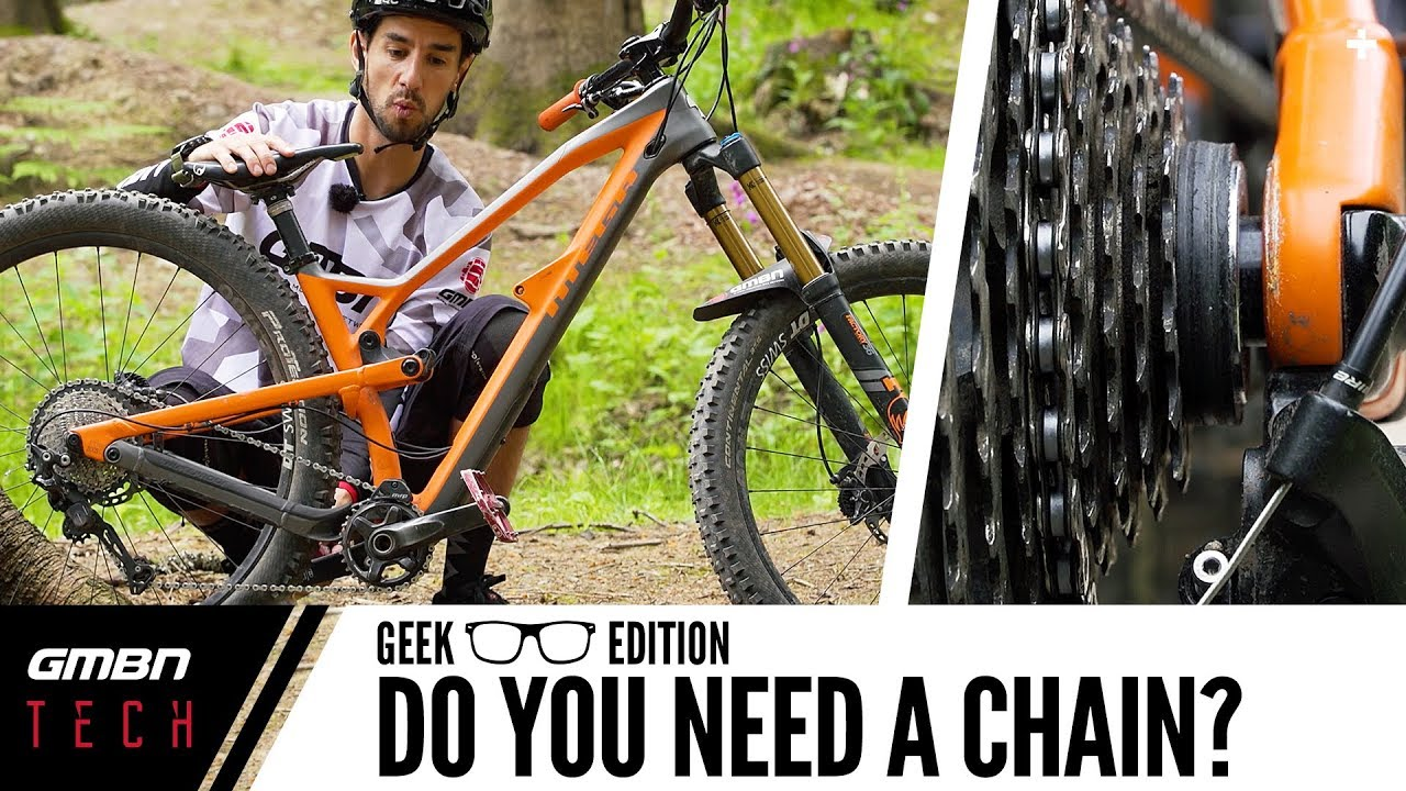 How Does A Chain Affect Suspension Performance   GMBN Tech Geek Edition