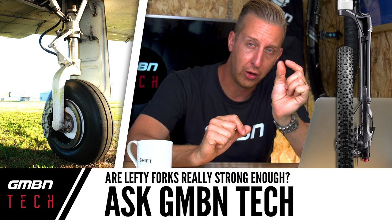 Are Lefty Forks Really Strong Enough?   Ask GMBN Tech Ep.25