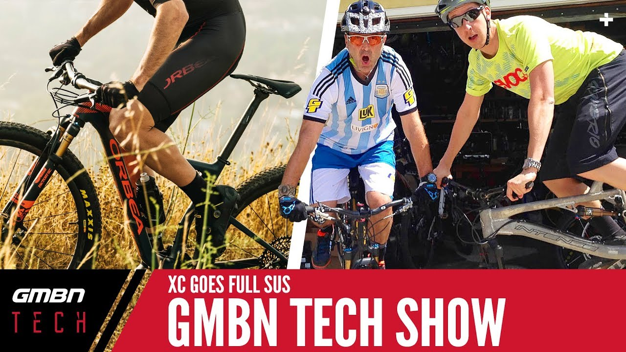 XC Goes Full Sus + More Bike Build!   GMBN Tech Show Ep. 26