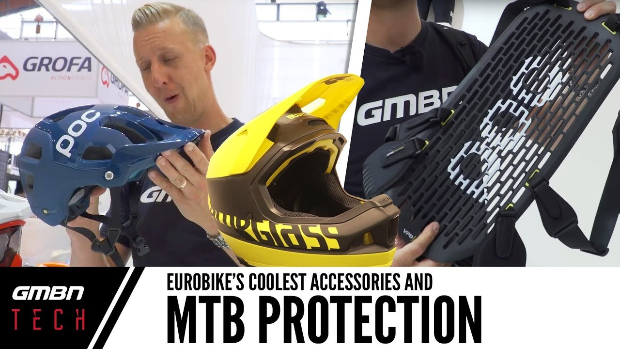 Cool New Mountain Bike Protection And Accessories At Eurobike