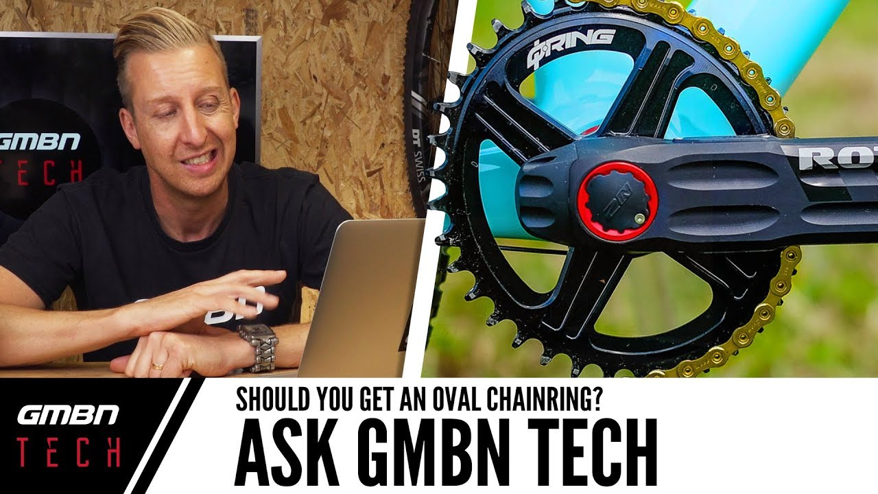 Ask GMBN Tech: Should I Get An Oval Chainring?