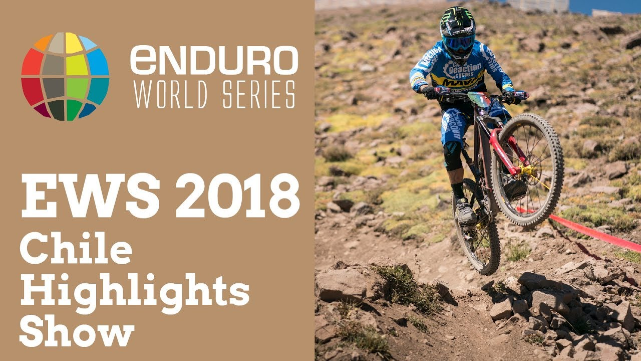 FULL Highlights Round 1 | EWS Lo Barnechea, Chile 2018